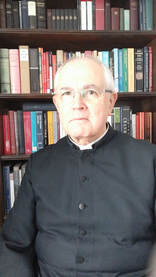 The Revd Geoffrey Andow